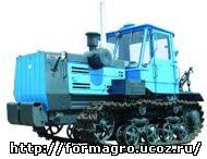 Гусеничный трактор ХТЗ-150-05-09